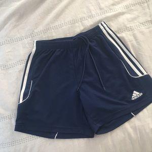 Adidas Climate Athletic Shorts - Navy. Like new 🏆